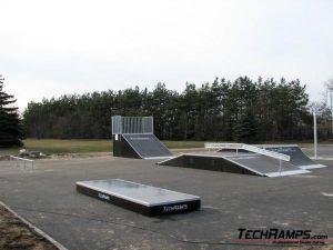 Skatepark w Pile