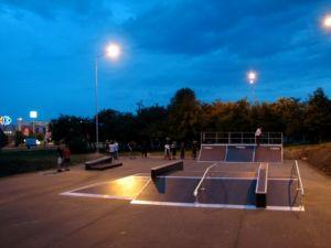 Skatepark w Piotrkowie Trybunalskim 2