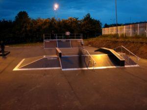 Skatepark w Piotrkowie Trybunalskim 3