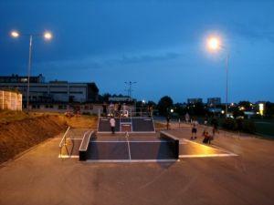 Skatepark w Piotrkowie Trybunalskim 6