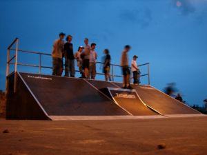 Skatepark w Piotrkowie Trybunalskim 7
