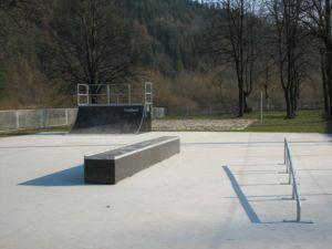 Skatepark w Piwnicznej Zdroju 1