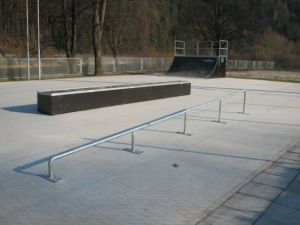 Skatepark w Piwnicznej Zdroju 2