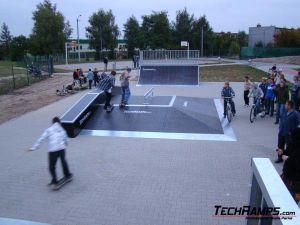 Skatepark w Pobiedziskach - 10
