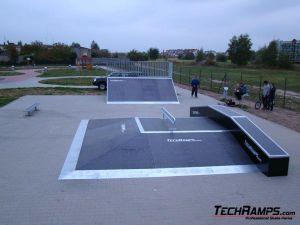 Skatepark w Pobiedziskach - 3