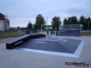 Skatepark w Pobiedziskach - 4