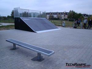 Skatepark w Pobiedziskach - 5