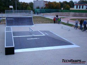Skatepark w Pobiedziskach - 7