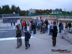 Skatepark w Pobiedziskach - 8
