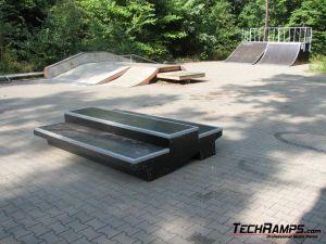 Skatepark w Podkowie Leśnej - 3