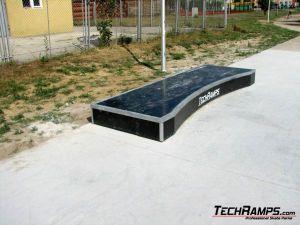 Skatepark w Połańcu - 3