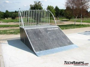 Skatepark w Połańcu - 4