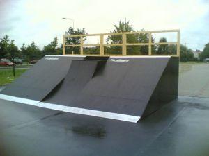 Skatepark w Policach 1