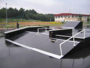 Skatepark w Policach 15