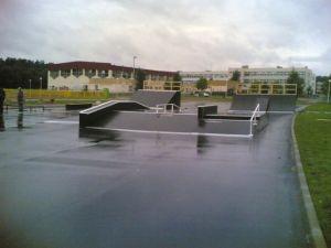 Skatepark w Policach 3