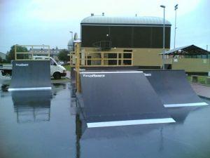 Skatepark w Policach 6