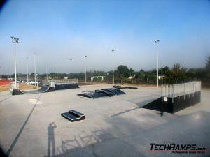 Skatepark w Polkowicach - 10