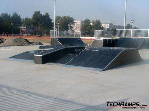 Skatepark w Polkowicach - 2