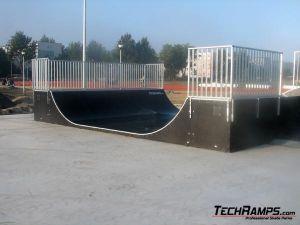 Skatepark w Polkowicach - 6