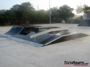 Skatepark w Polkowicach - 7