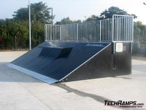 Skatepark w Polkowicach - 8