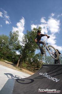 Skatepark w Puchov - 11