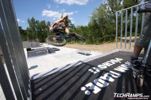 Skatepark w Puchov - 6
