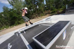 Skatepark w Puchov - 7