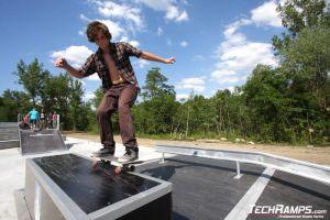 Skatepark w Puchov - 8