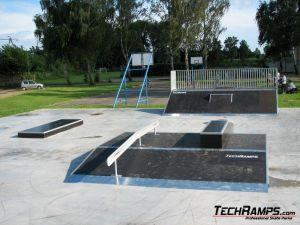 Skatepark w Pułtusku - 1