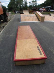 Skatepark w Rabce 6