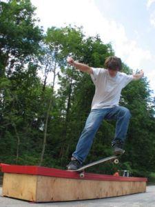 Skatepark w Rabce 7