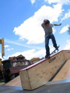 Skatepark w Rabce 8