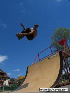 Skatepark w Rabce 9