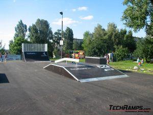 Skatepark w Radomsku - 2