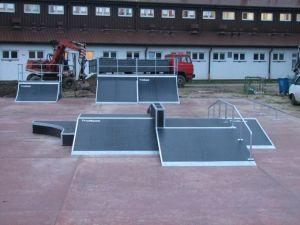 Skatepark w Rewalu 1