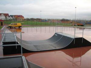 Skatepark w Rewalu 13