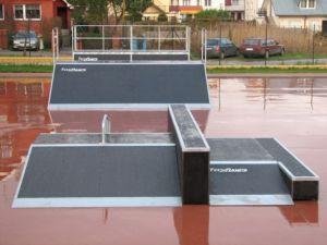 Skatepark w Rewalu 15