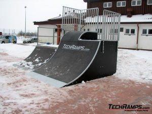 Skatepark w Rewalu - 2