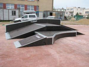 Skatepark w Rewalu 7