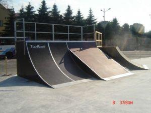 Skatepark w Rzeszowie 1