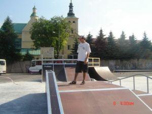 Skatepark w Rzeszowie 2