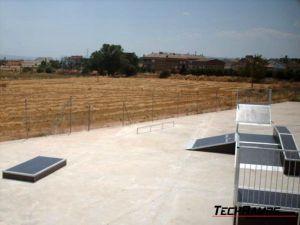 Skatepark w Santpedor - 1