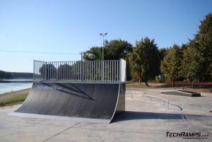 Skatepark w Skierniewicach - 3