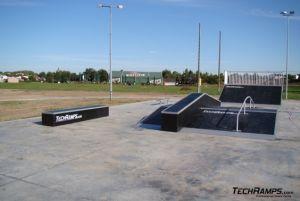 Skatepark w Skierniewicach - 4