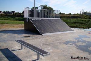 Skatepark w Skierniewicach - 5