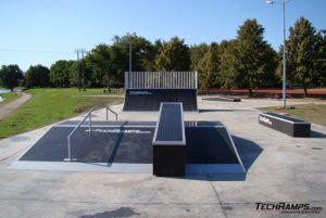Skatepark w Skierniewicach - 7