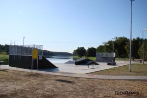 Skatepark w Skierniewicach - 9