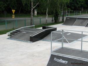 Skatepark w Skwierzynie 7