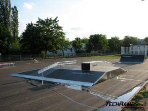 Skatepark w Sławie - 2